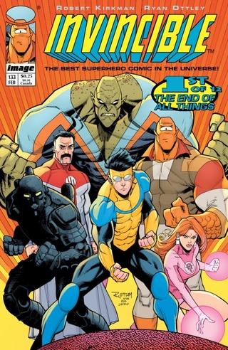 Couvertures pour les 25 ans d'Image Comics News_i51