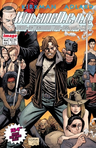 Couvertures pour les 25 ans d'Image Comics News_i53