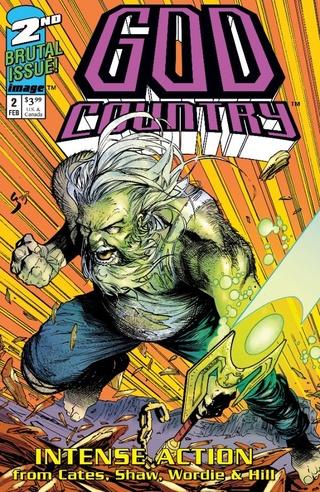 Couvertures pour les 25 ans d'Image Comics News_i54