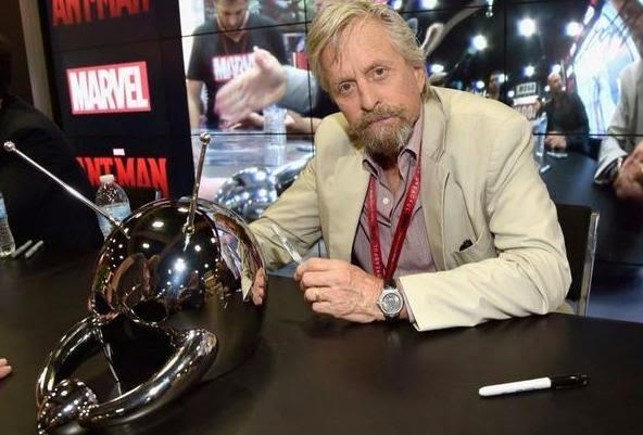 Ant-Man 2 en tournage en juillet et le retour de Michael Douglas News_i59