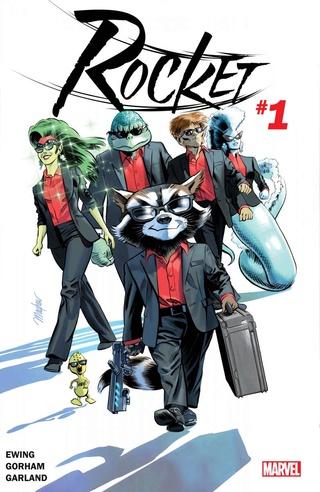 La série Rocket Racoon se finit pour laisser place à une autre Rocket10