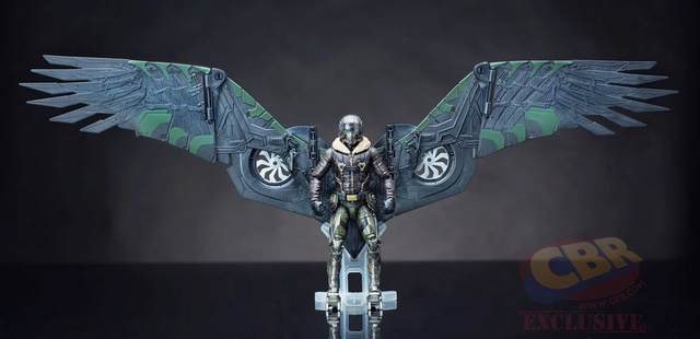 Figurine Hasbro - Le Vautour du nouveau film Spider-Man: Homecoming Vultur10