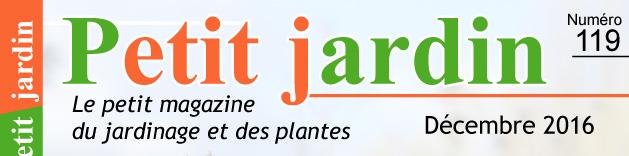 """""""PETIT JARDIN"""" Un magazine électronique  Magazi12"""