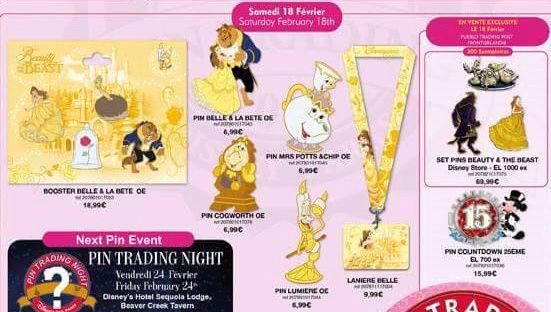 Le Pin Trading à Disneyland Paris - Page 39 74110