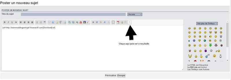 (Tutorial) Como inserir link 0411