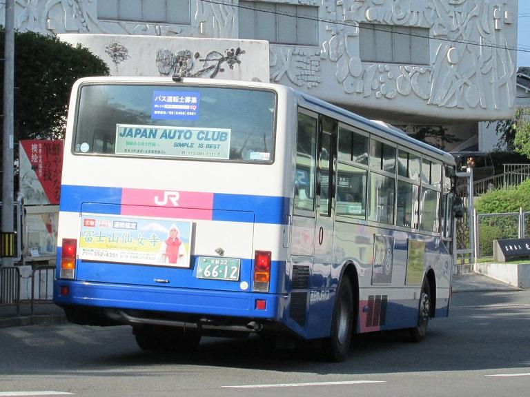 [2016年の夏][京都市] 西日本JRバス Img_4011