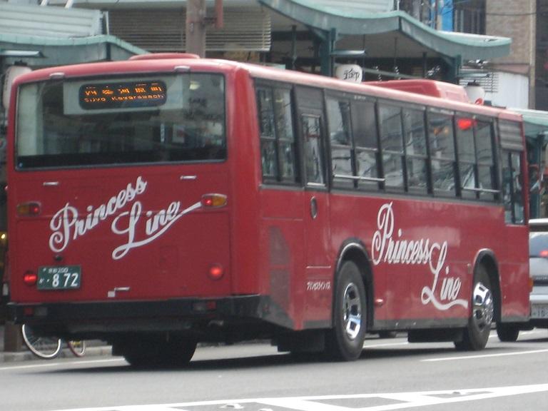 [2010年の夏][京都市] 京都急行バス Img_5111