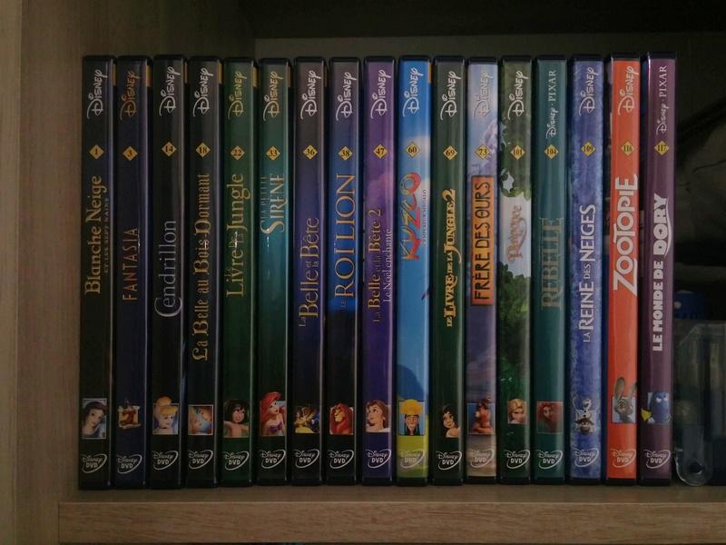 [Photos] Postez les photos de votre collection de DVD et Blu-ray Disney ! - Page 9 20170110