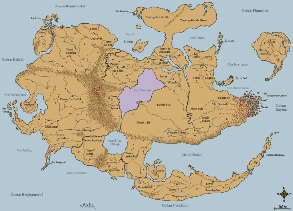 Mon monde en carte, ça donne quoi ? Mystère.. .O. Carte_10