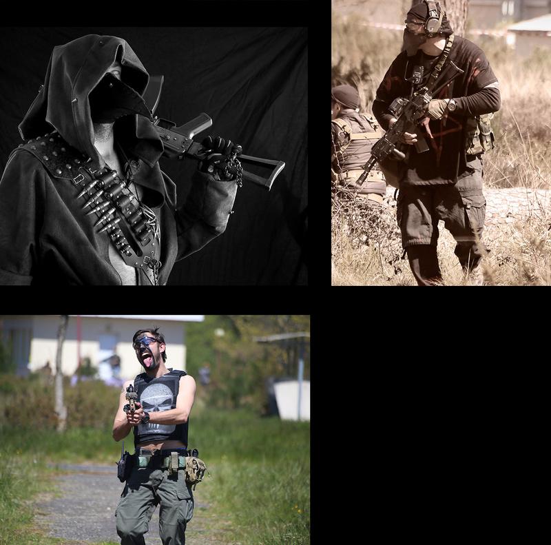 Op/gnsoft - Hell Or Nothingness -, 10 et 11 décembre - Thème dystopique / post apo - 3 camps  49528810
