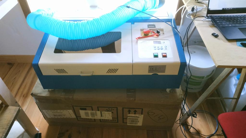 Plusieurs outils à vendre (des nouveautés avec une fraiseuse numérique et un graveur laser CO2) K40_110