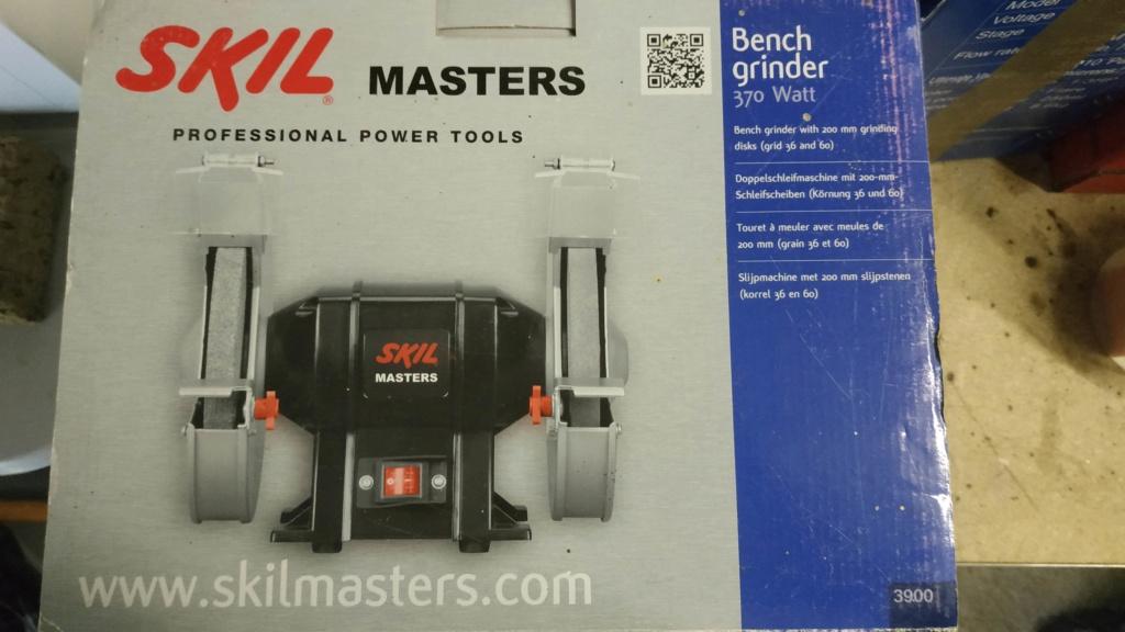 Plusieurs outils à vendre (des nouveautés avec une fraiseuse numérique et un graveur laser CO2) Touret10