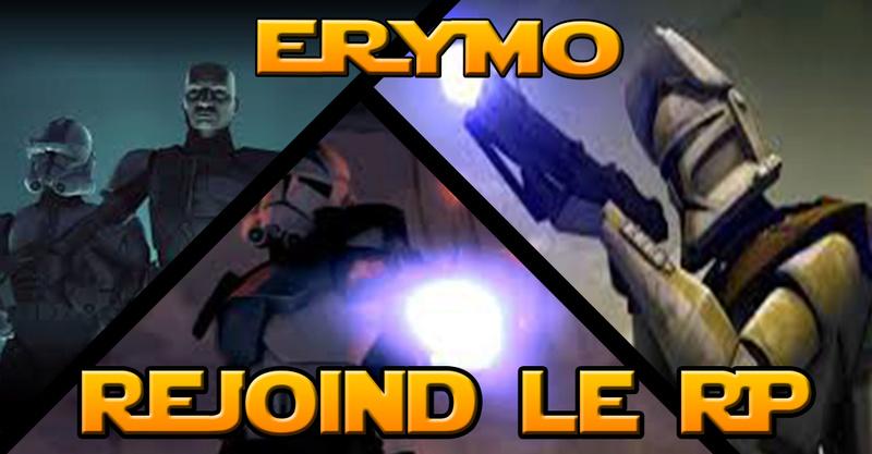 La Grande Guerre Des Clones |Erymo RP|