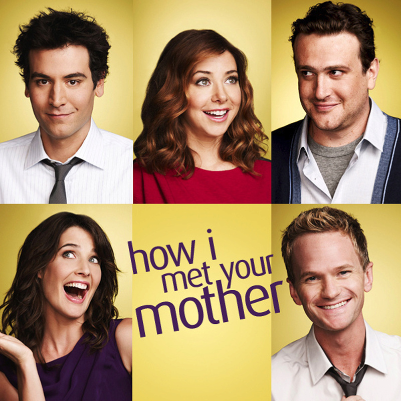 How I Met Your Mother (13 episode) How-i-10