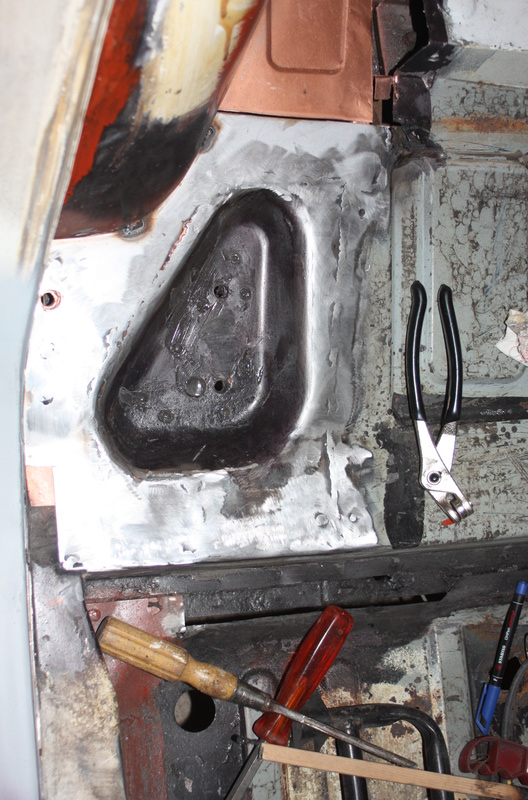 La restauration de ma Simca 1100 GLS - Page 2 Img_8015