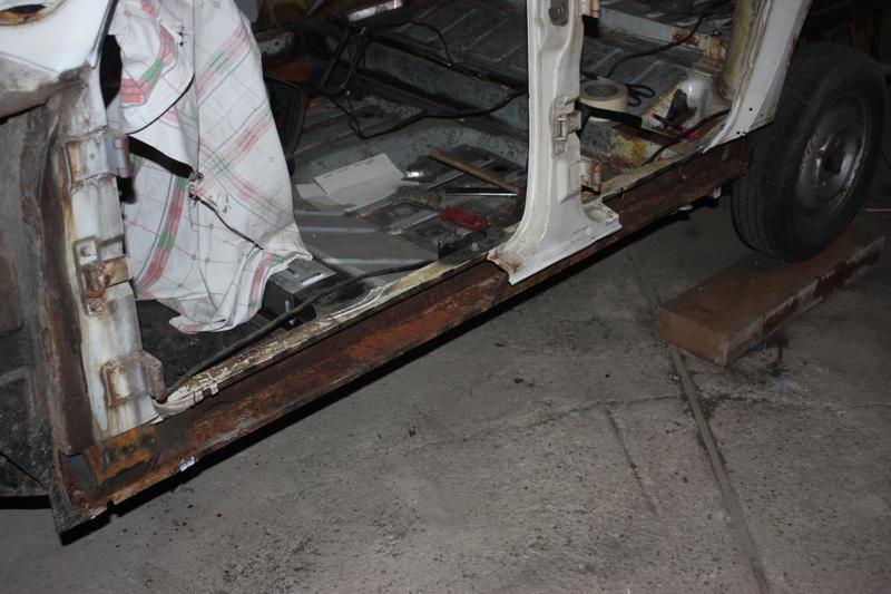 La restauration de ma Simca 1100 GLS - Page 3 Img_8050