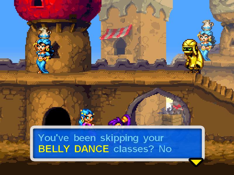 Test de Shantae : Risky's revenge (nindendo DSi et donc accessible sur 2ds et 3ds, iOS) Director's cut (WiiU, PS4, Steam) Riskys10