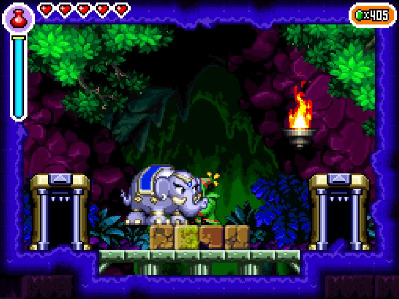 Test de Shantae : Risky's revenge (nindendo DSi et donc accessible sur 2ds et 3ds, iOS) Director's cut (WiiU, PS4, Steam) Riskys16