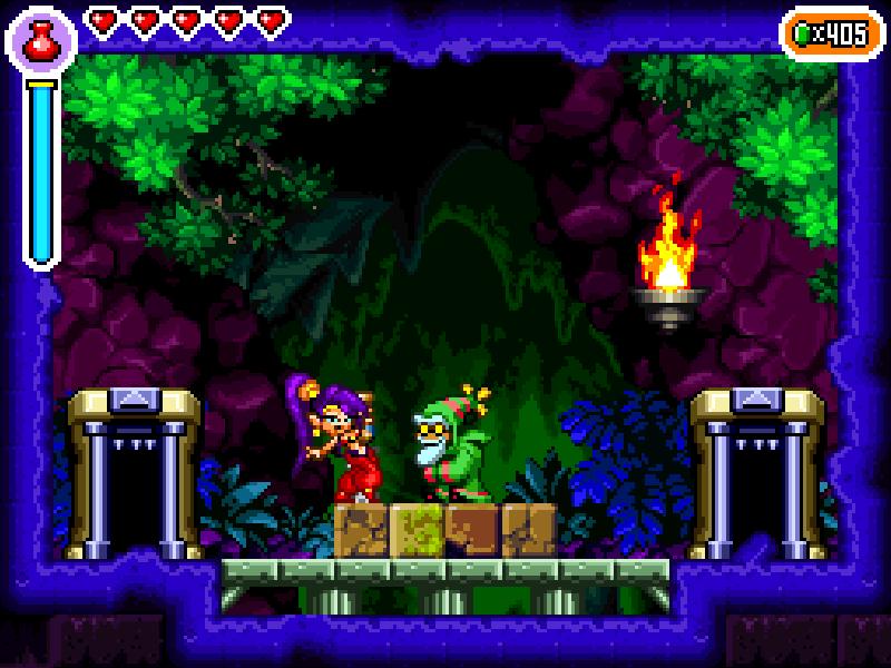 Test de Shantae : Risky's revenge (nindendo DSi et donc accessible sur 2ds et 3ds, iOS) Director's cut (WiiU, PS4, Steam) Riskys17