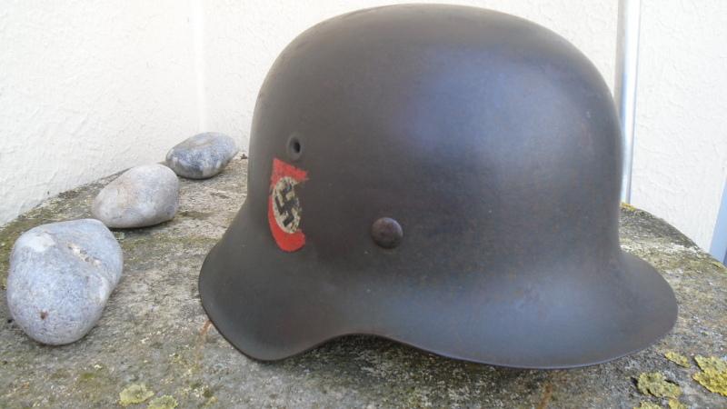 mes casques allemand(photos dans les bois 30/01/2018) 21353b10