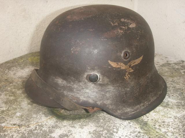 mes casques allemand(photos dans les bois 30/01/2018) 24xjip10