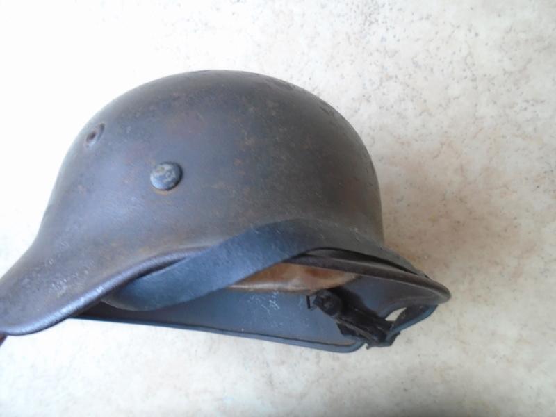 mes casques allemand(photos dans les bois 30/01/2018) Dsc02630