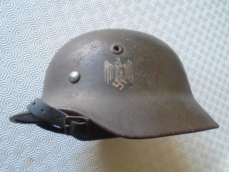 mes casques allemand(photos dans les bois 30/01/2018) Dsc02631