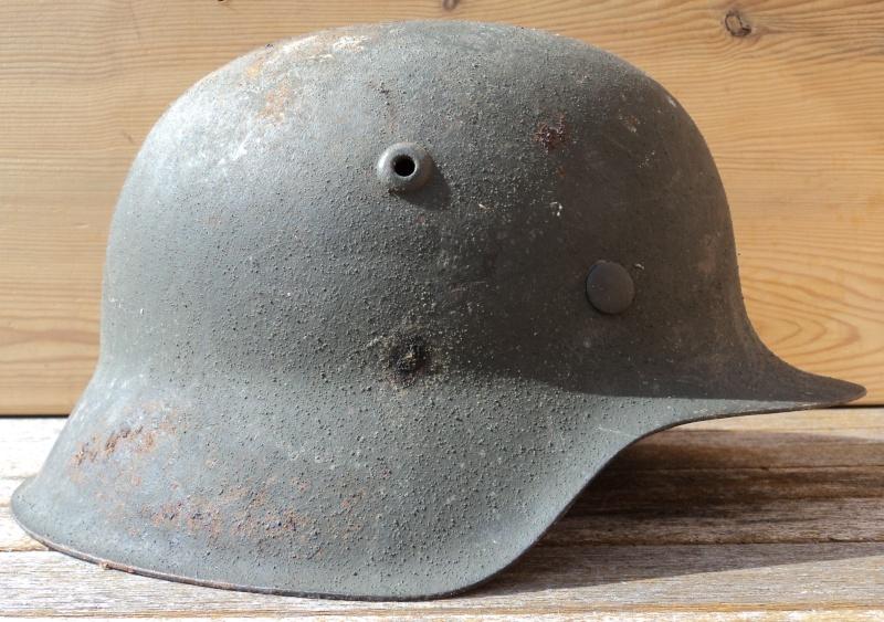 mes casques allemand(photos dans les bois 30/01/2018) Dsc05818