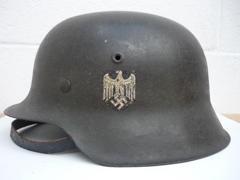 mes casques allemand(photos dans les bois 30/01/2018) P1100214