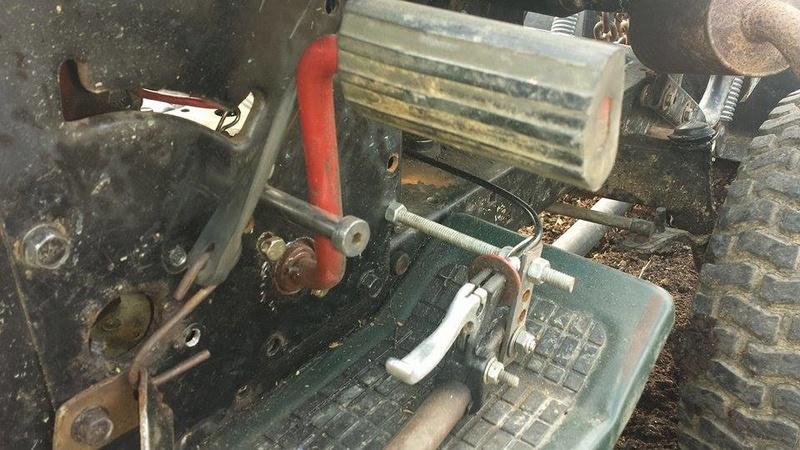 """Craftsman GT3000 """"MUTT"""" 14658110"""