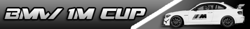 [Finalizado] BMW 1M CUP