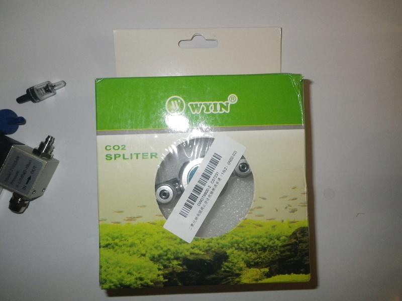 Splitter de CO2 Imgp0124
