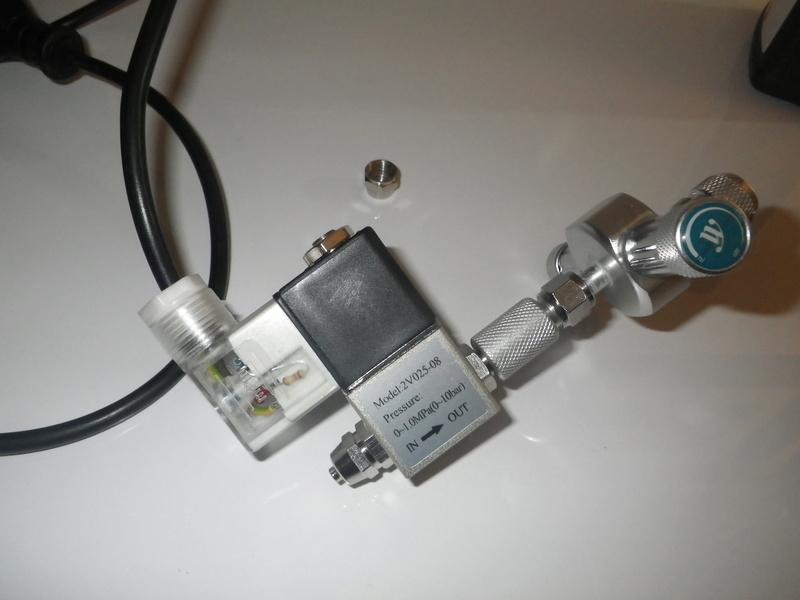 Splitter de CO2 Imgp0125