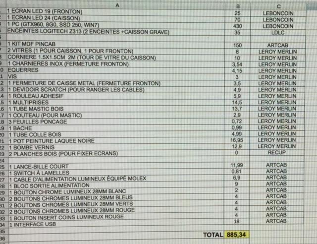 [WIP 100%] Mini pincab de PARASPEED - Page 4 Fullsi12