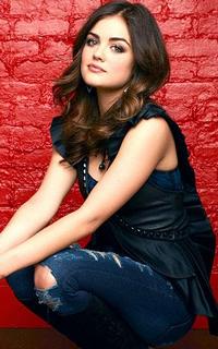 Lucy Hale (Aria Montgomery) - Avatar 200*320 755