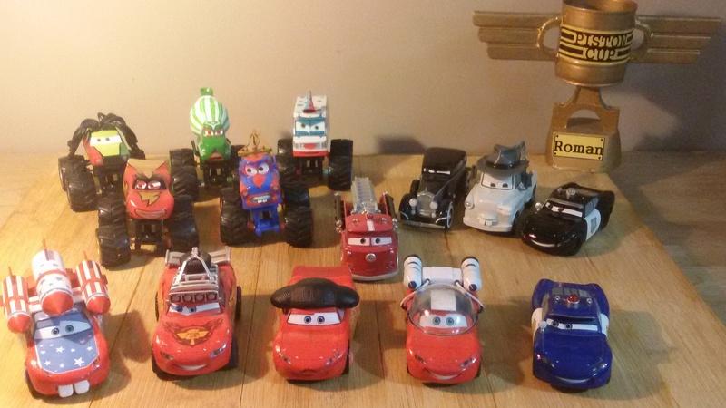 Roman's collection (suite) Disney10
