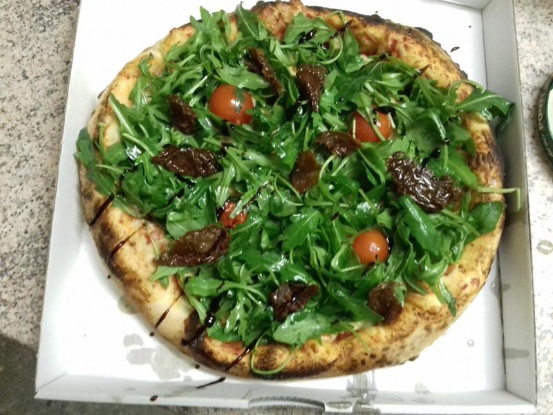 Pizza de Noël 20161216