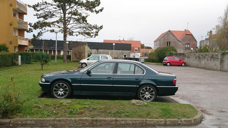 Mein 740ia 4l4 V8  00110