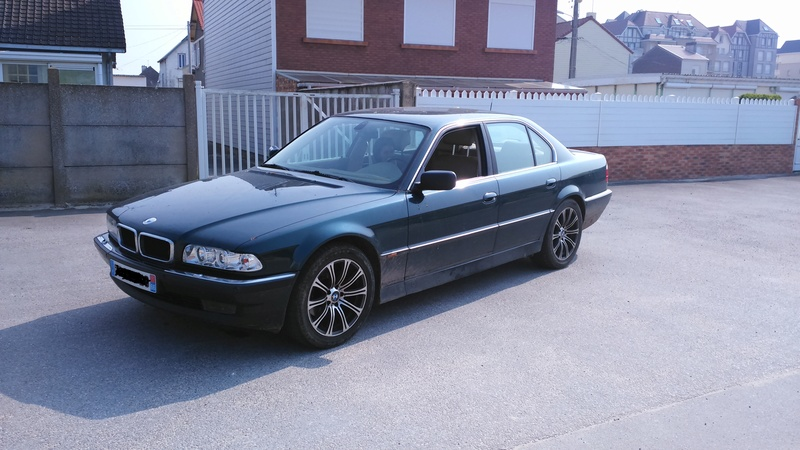 Mein 740ia 4l4 V8  11011