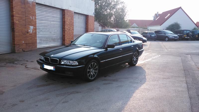 Mein 740ia 4l4 V8  11211