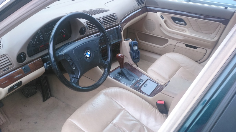 Mein 740ia 4l4 V8  14611