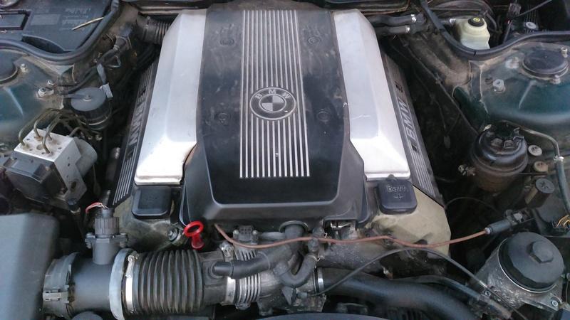 Mein 740ia 4l4 V8  15611