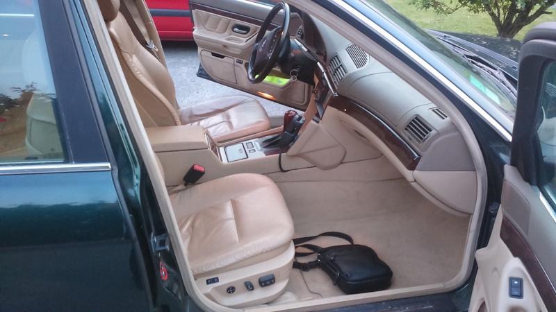 Mein 740ia 4l4 V8  15810