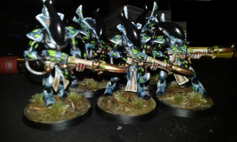 Début d'armée Eldar ^^ Wraith11