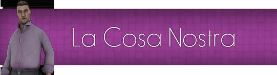 La Cosa Nostra 3f5af810