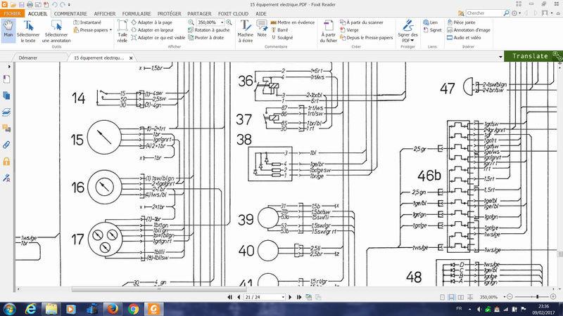 Repérage circuit électrique 1300L Circui10