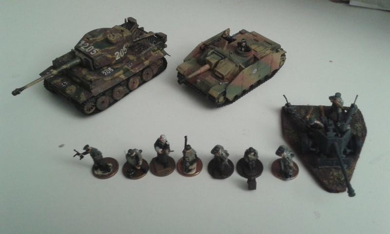 Erste Armee Panzergrenadiere 1000 p. 20161112