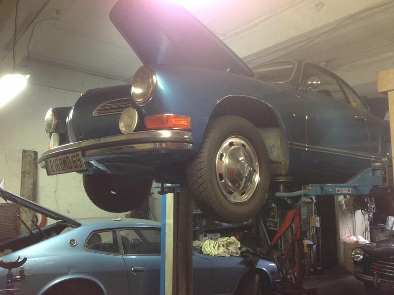 Karmann Ghia 1973 Alaska blue metallic !!! Img_4112