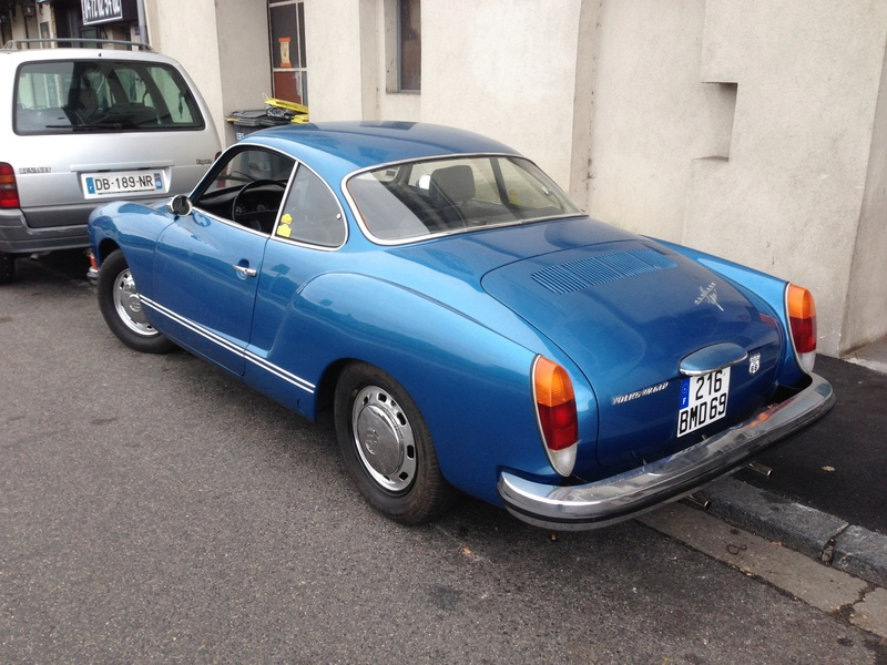 Karmann Ghia 1973 Alaska blue metallic !!! Img_4116