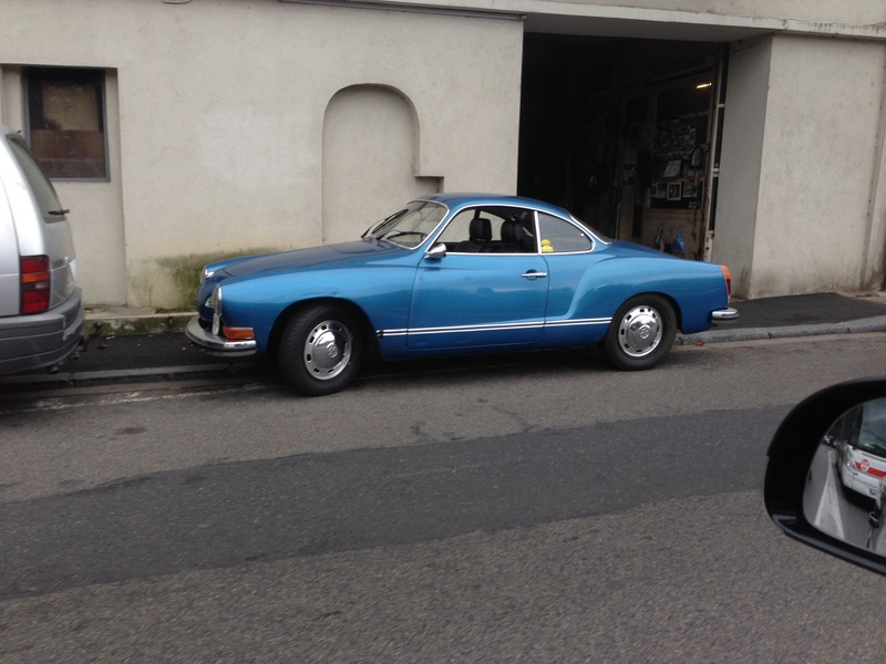 Karmann Ghia 1973 Alaska blue metallic !!! Img_4128